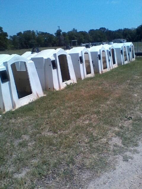 calf huts for sale
