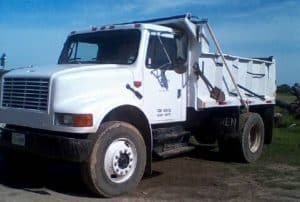 Emola Farm Dump Truck