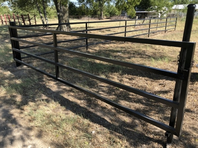 Custom Gates Farm And Ranch Gates East Texas