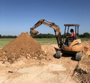 excavation service East Texas